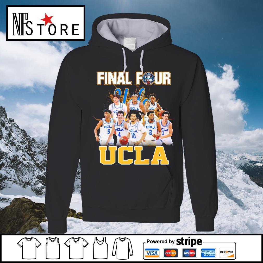 2021 Men's Basketball Final Four UCLA hoodie