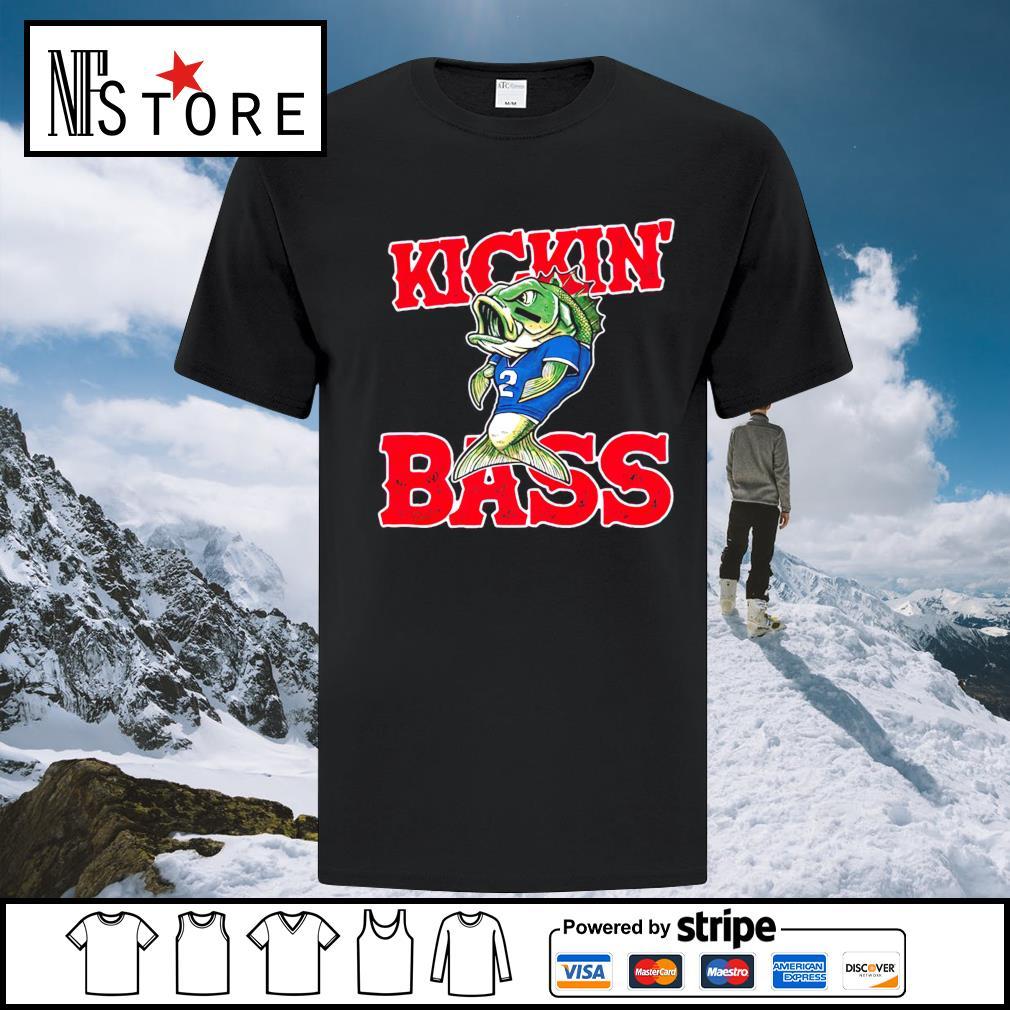 Buffalo Kickin' Bass shirt