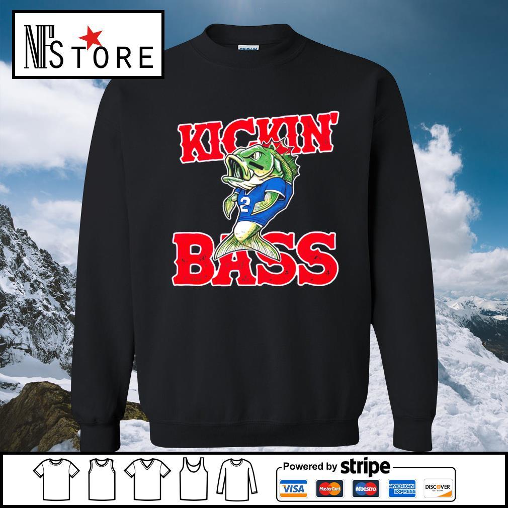 Buffalo Kickin' Bass sweater