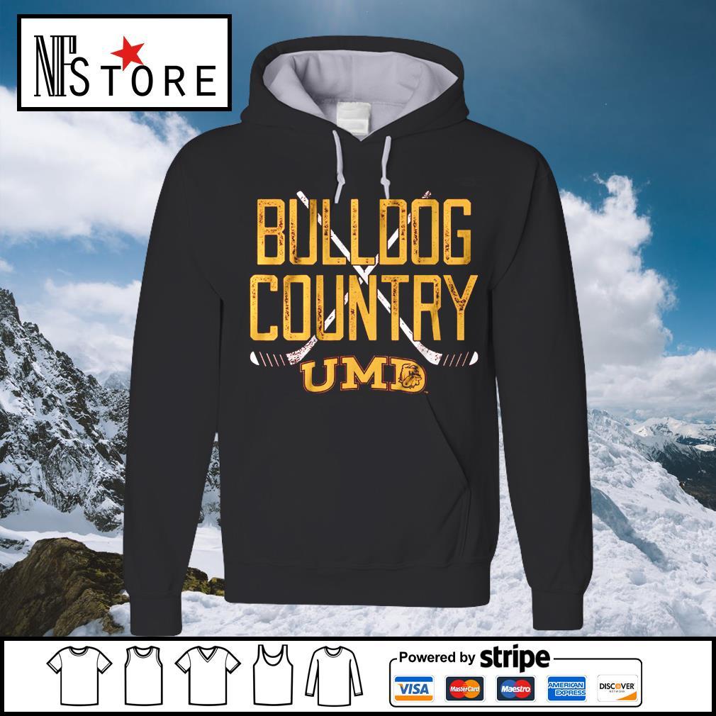 Bulldog Country Minnesota Duluth hoodie