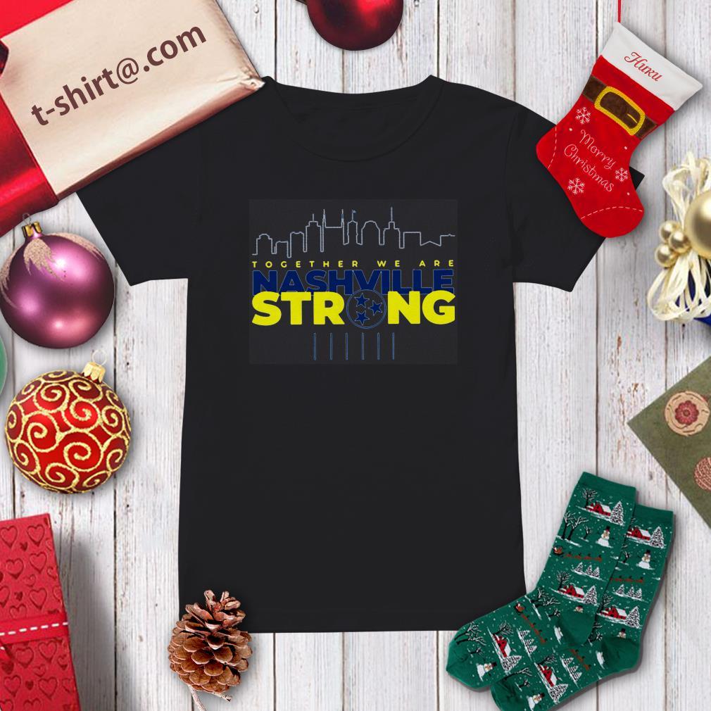 I Love Heart Nashville Ladies T-Shirt