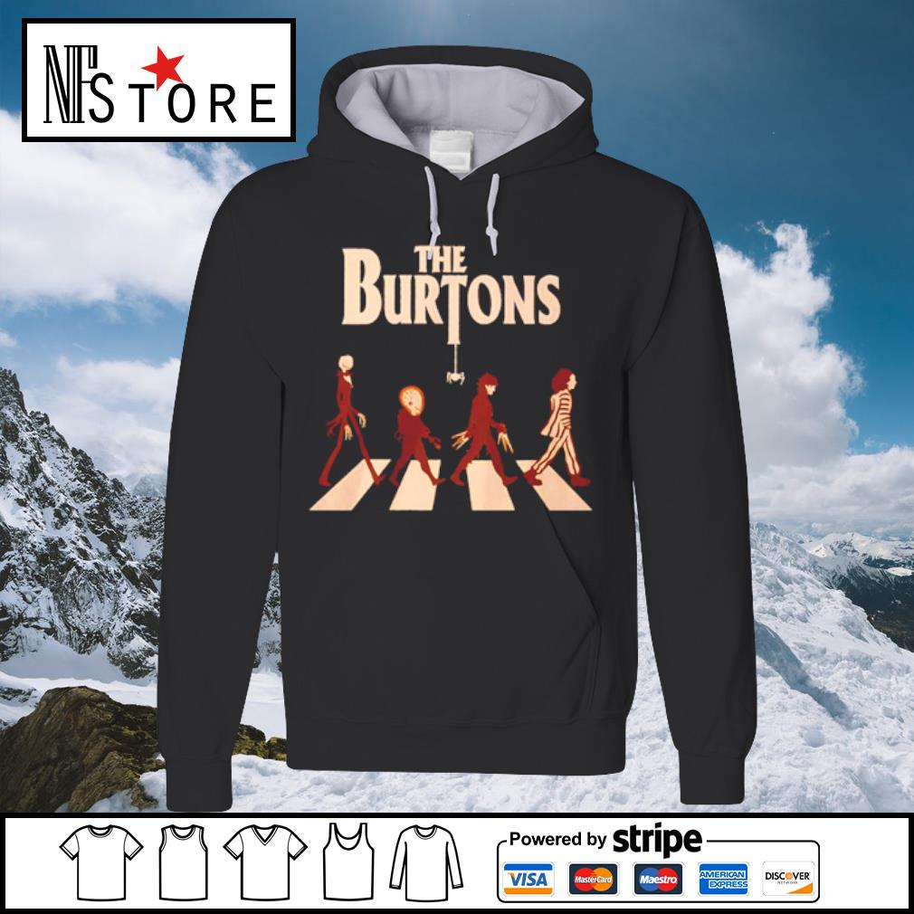 Abbey Road The Burtons s hoodie