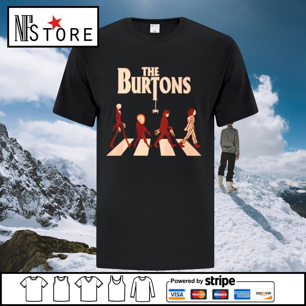 Abbey Road The Burtons shirt