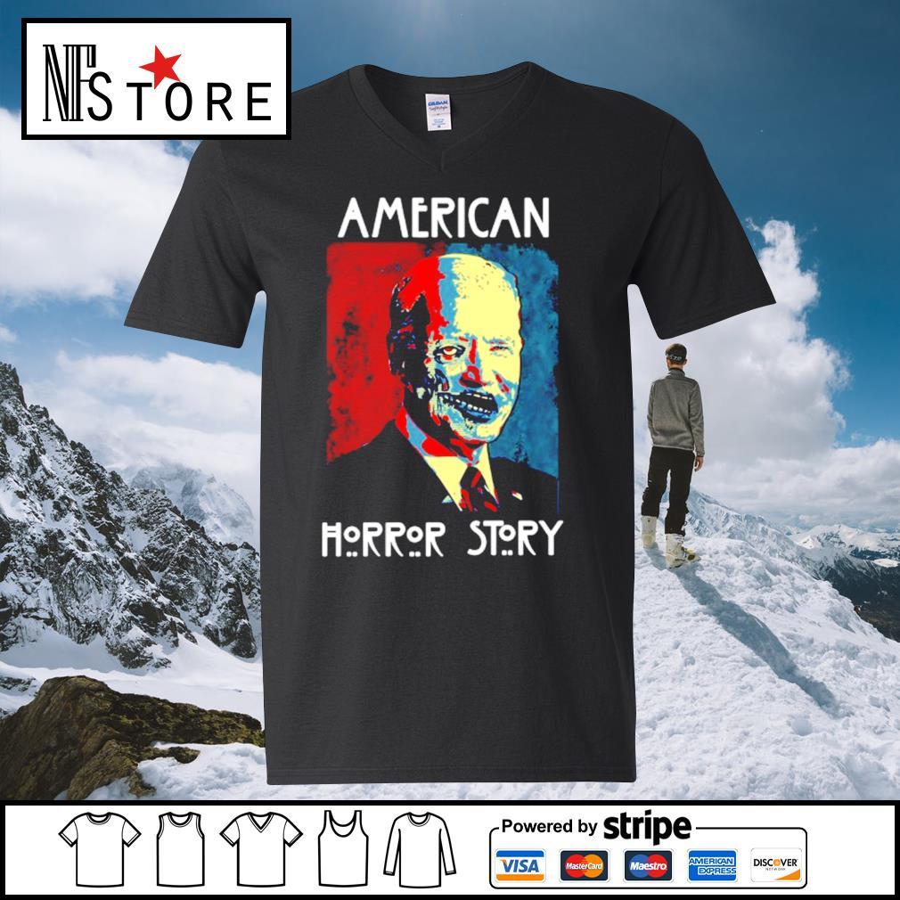 American Horror story s v-neck-t-shirt