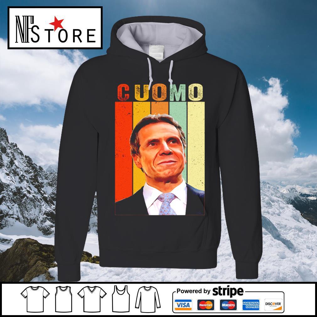 Andrew Cuomo vintage s hoodie