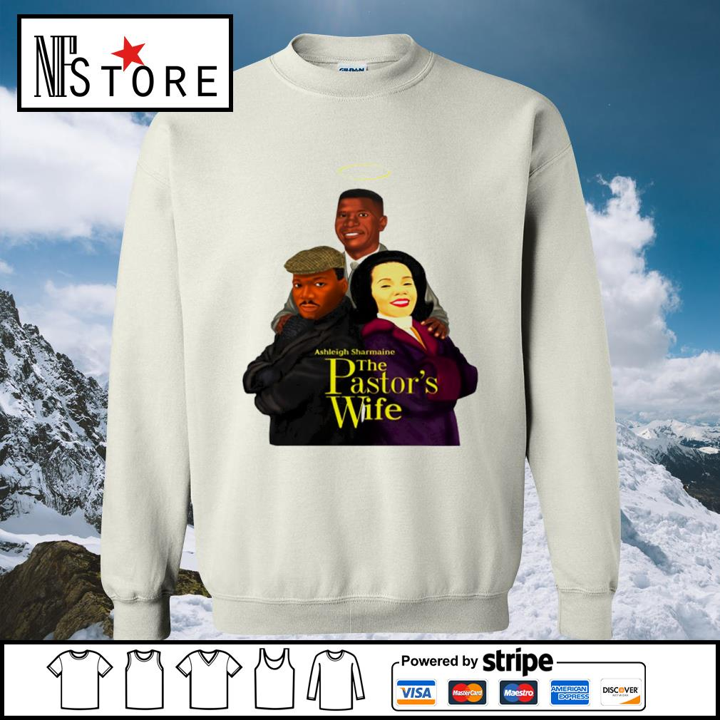 Ashleigh Sharmaine The Pastor_s Wife s sweater