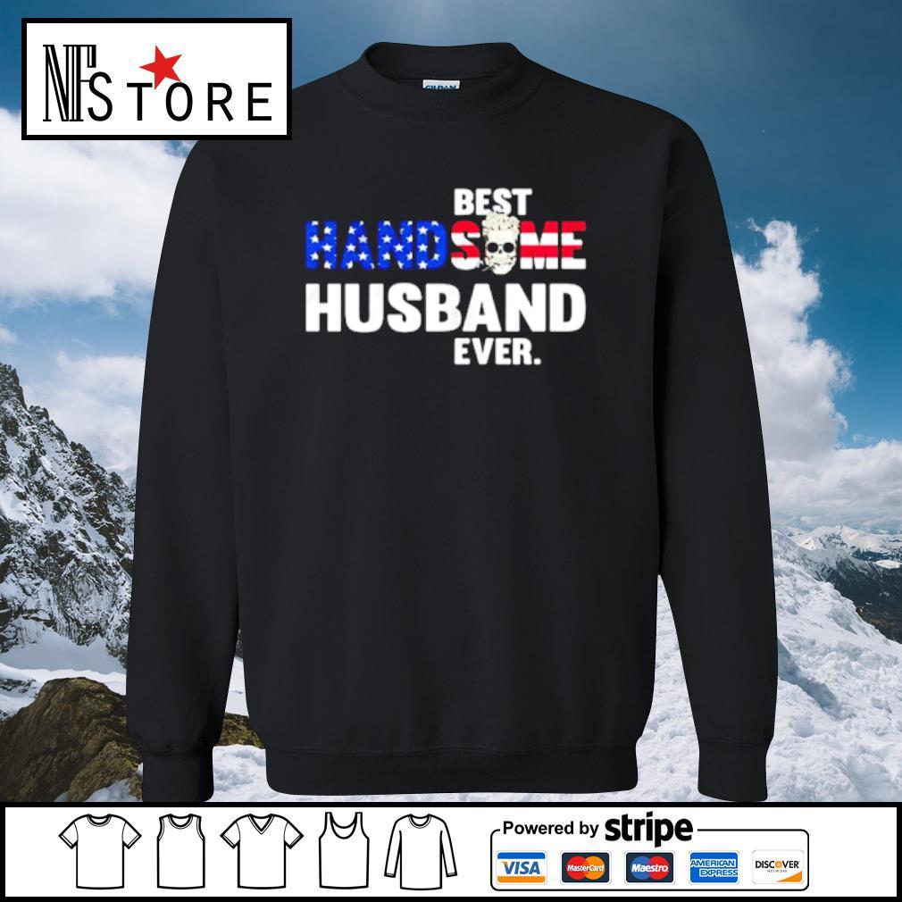 Best handsome husband ever skull s sweater
