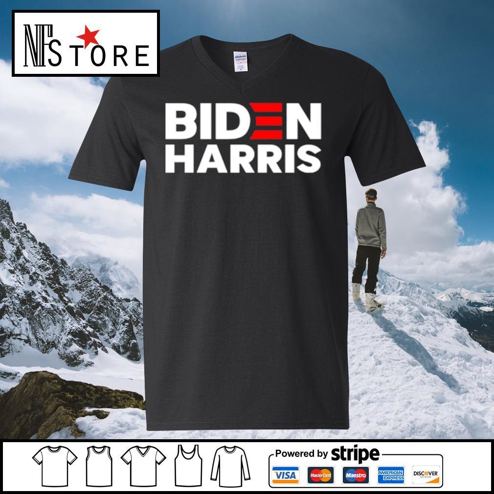 Biden Harris 2020 Election Shirt v-neck-t-shirt