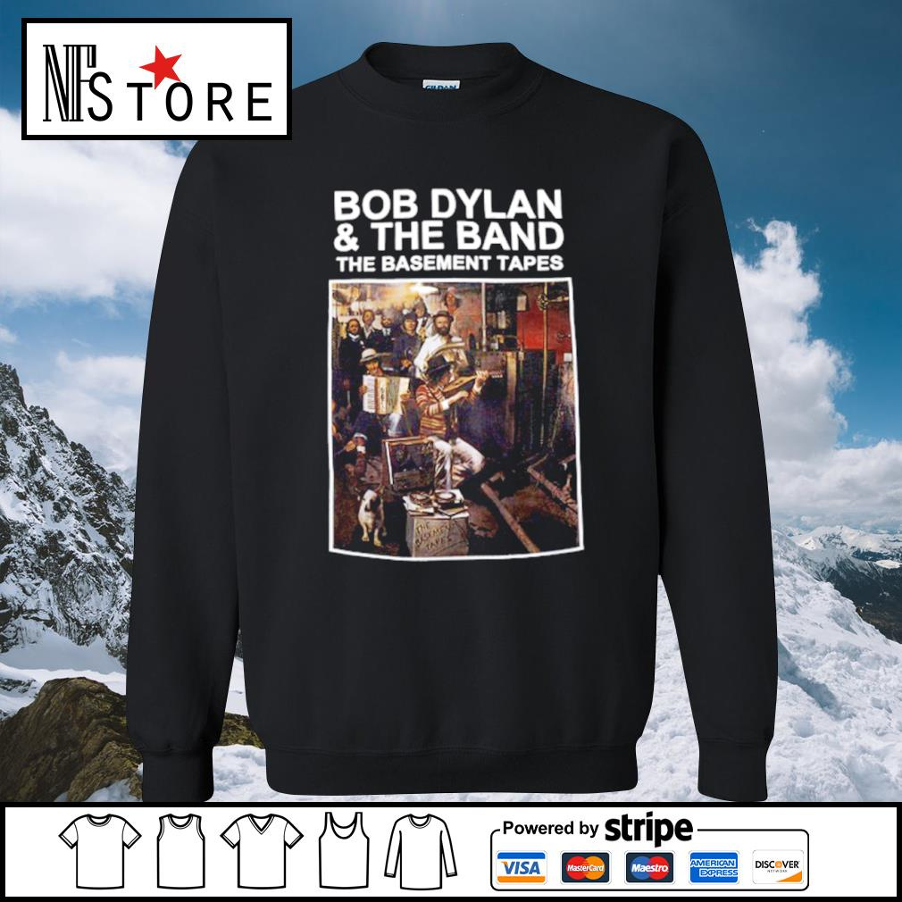Bob Dylan and the band the basement tapes s sweater