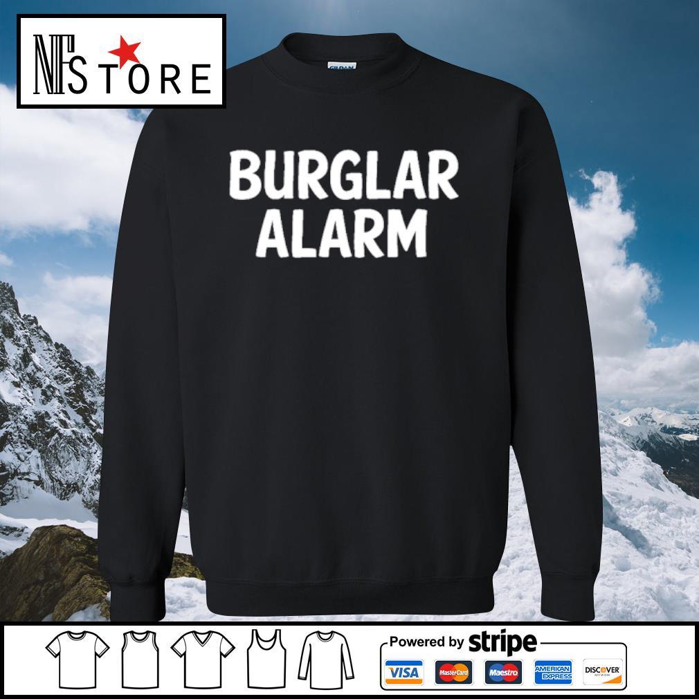 Burlar Alarm Shirt sweater