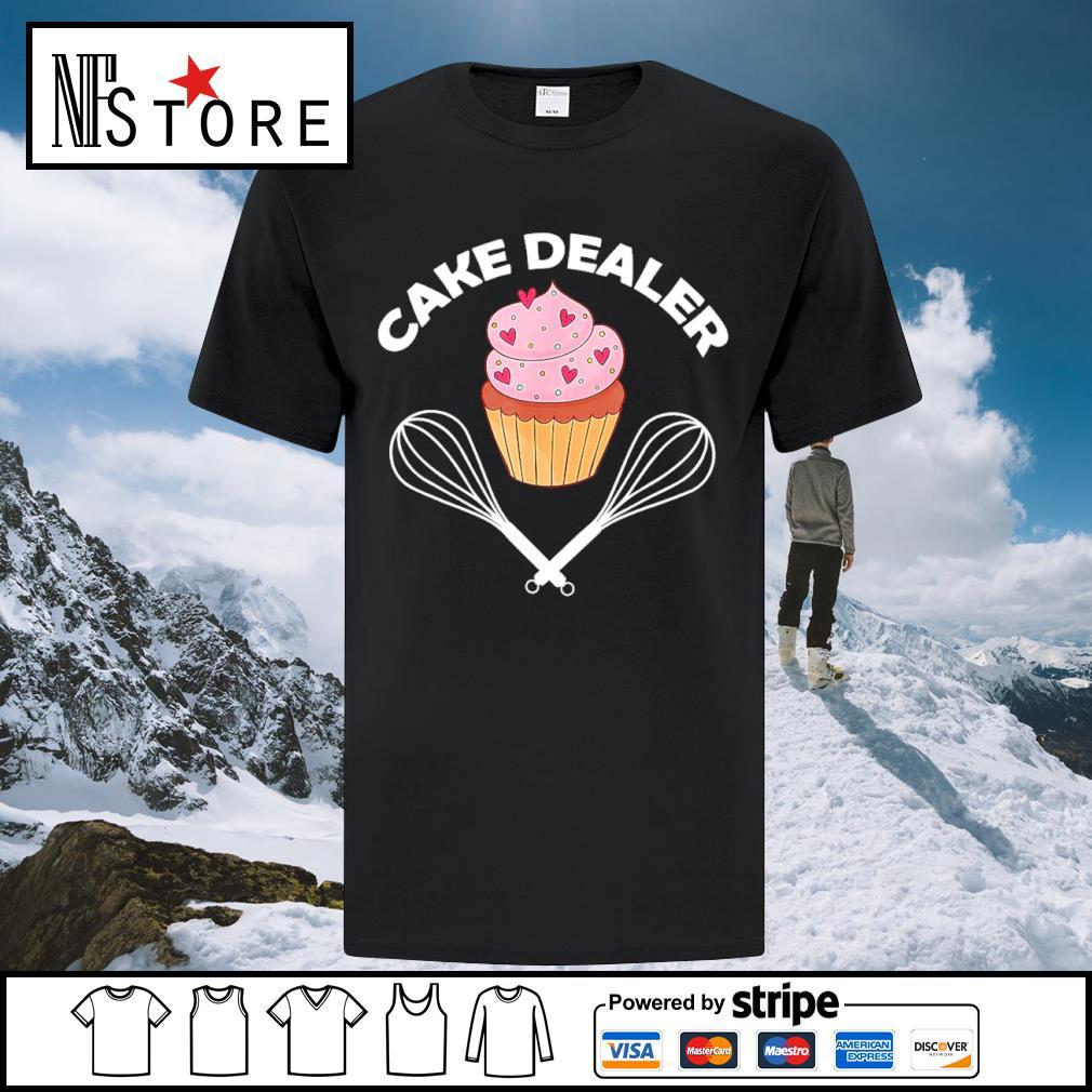 Cake dealer shirt