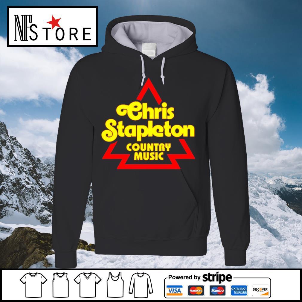 Chris Stapleton Country music Shirt hoodie