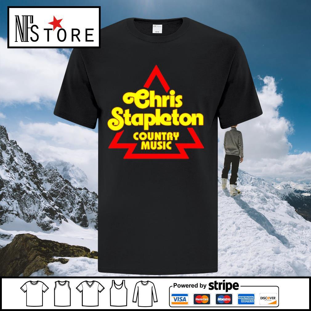 Chris Stapleton Country music Shirt