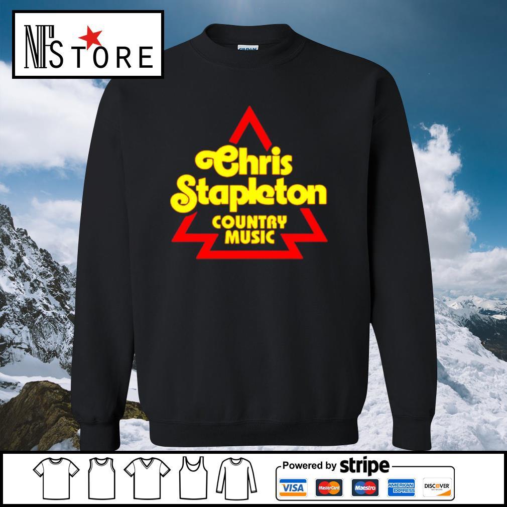 Chris Stapleton Country music Shirt sweater