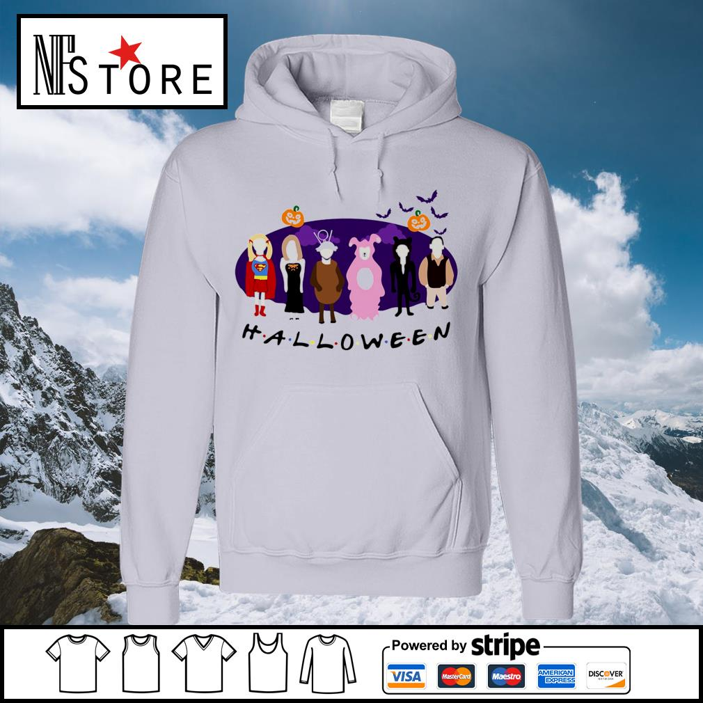 Friends Tv Show The One with the Halloween Party s hoodie