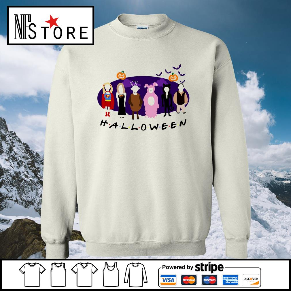 Friends Tv Show The One with the Halloween Party s sweater