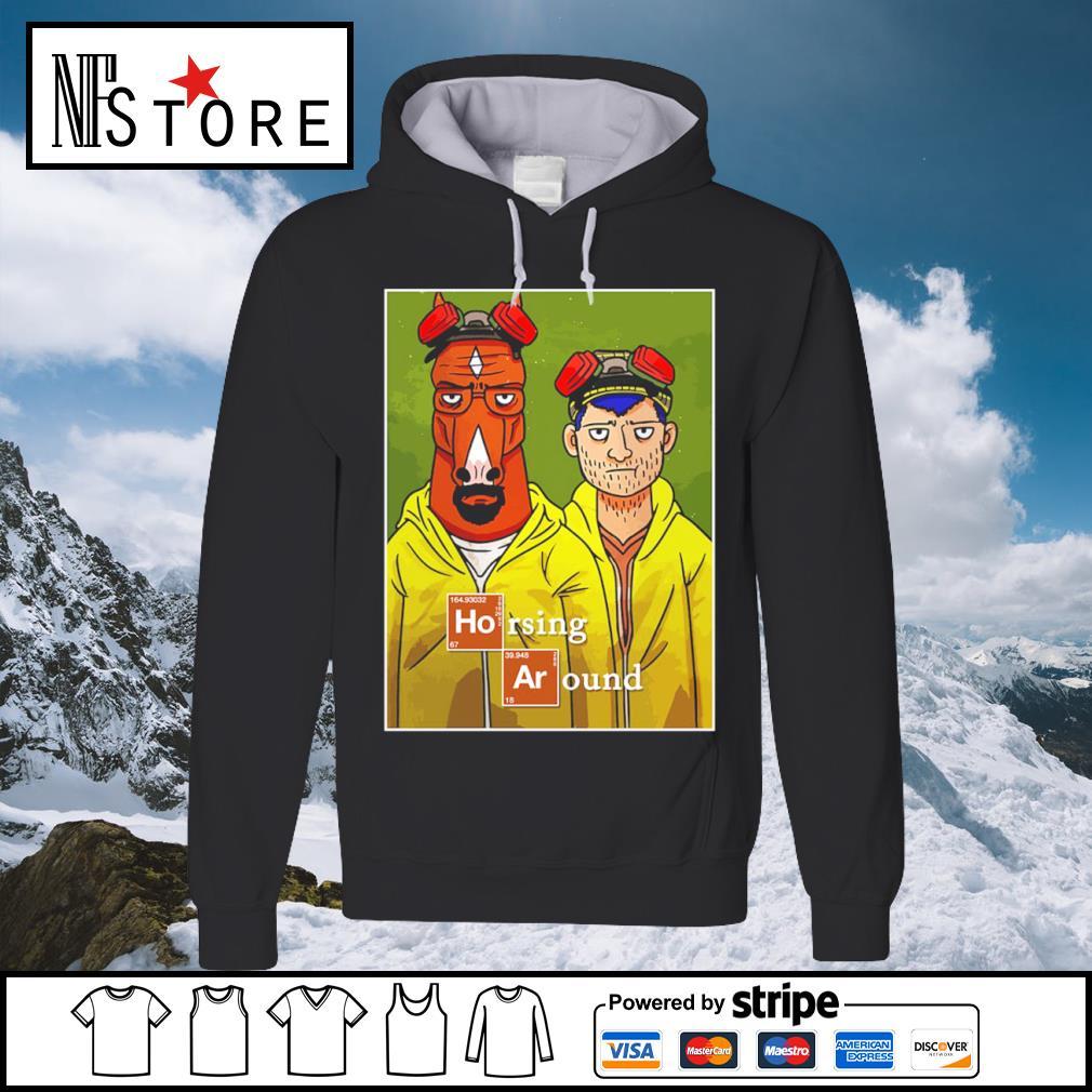 Horsing Around movie funny custom s hoodie