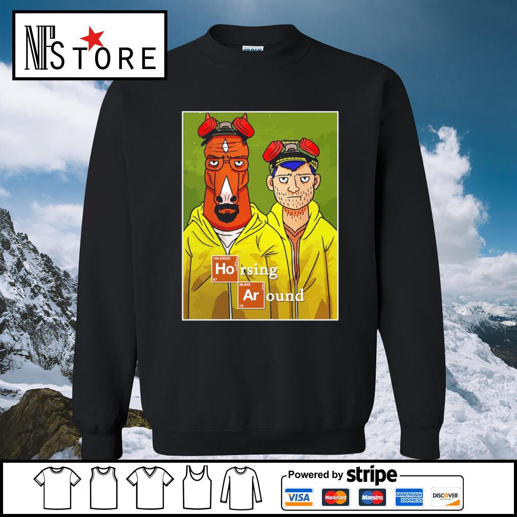Horsing Around movie funny custom s sweater