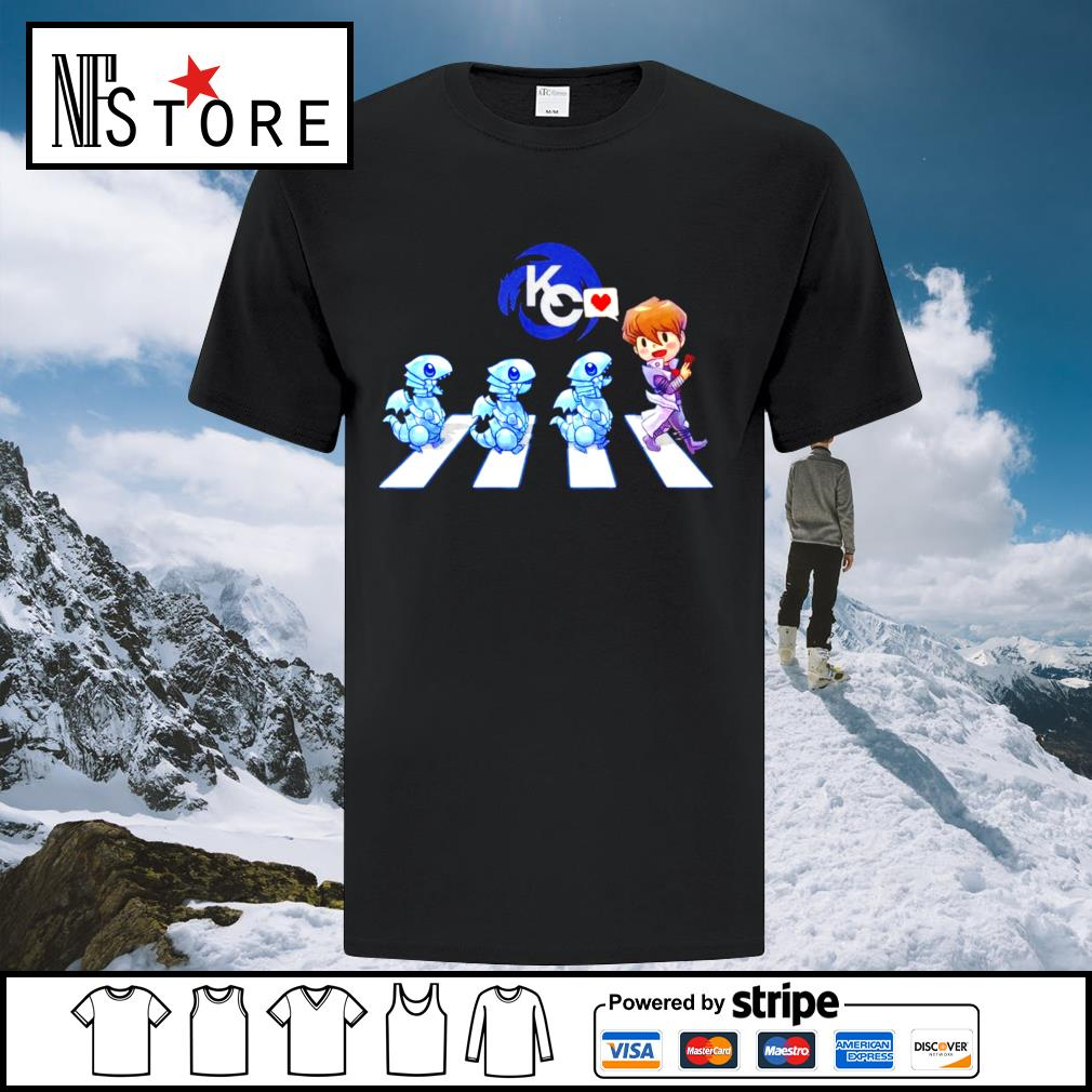 Kaiba Corporation Kaiba Corp Abbey Road shirt