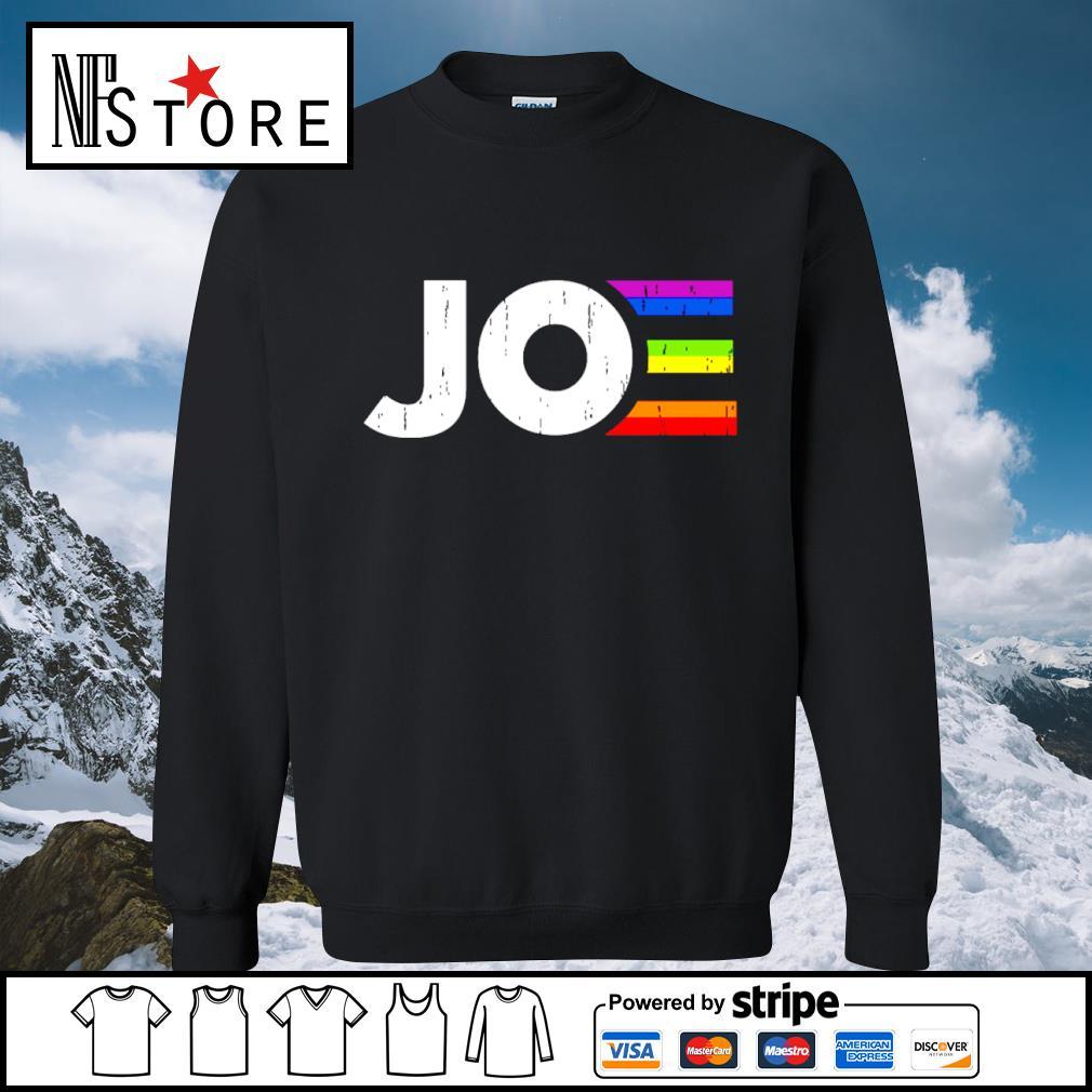LGBT Joe Biden president s sweater